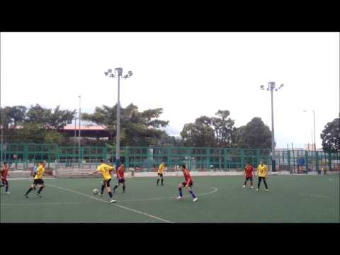 L11 soho v Thunder 雷霆- CityLeag League Match - 24th Feb 2013 Aberdeen Astro