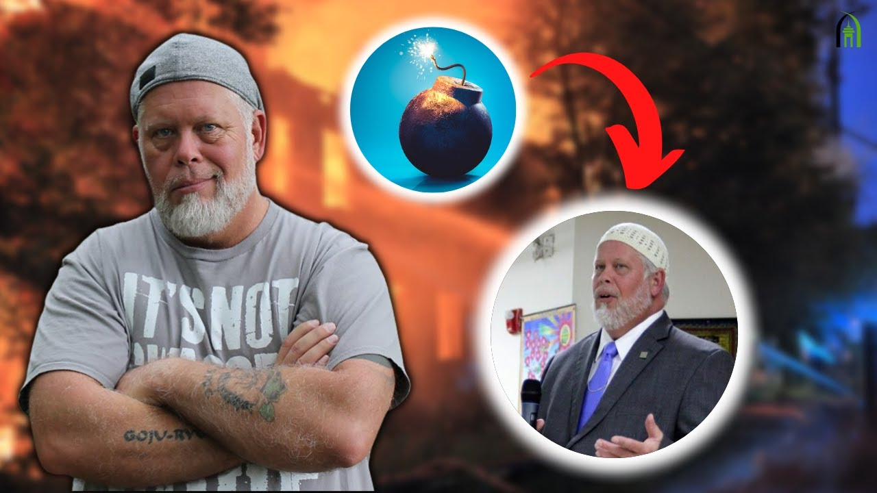 He Planned to Destroy a Mosque || Former Marine Richard McKinney