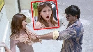 Srikanth Misbehaves With Bollywood Beautiful actress Kim Sharma