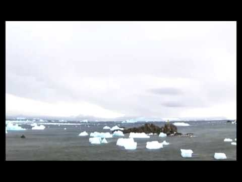 ANTARCTICA: The Sound of Silence - film by Alexei Pliousnine