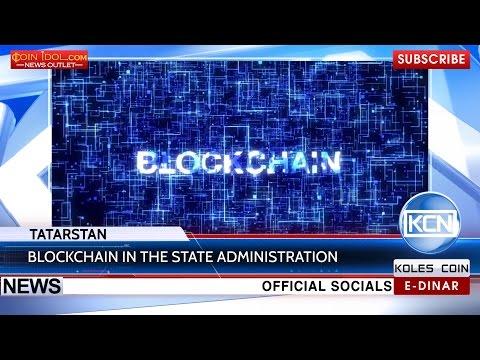 KCN: Tatarstan to use blockchain via Life.SREDA in government