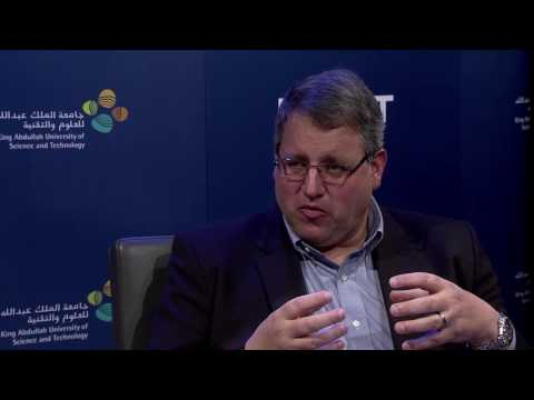 KAUST Live – Dan Stanzione, The University of Texas at Austin