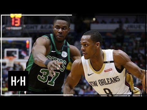 Boston Celtics vs New Orleans Pelicans - Highlights | March 18, 2018 | 2017-18 NBA Season