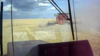 loud case ih 9250 grain cart tractor