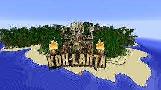 KOH LANTA MINECRAFT SAISON 1 EPISODE 1 | A L'AVENTURE (Koh LantCraft) | MINI JEUX PS4 FR | Koh-Lanta