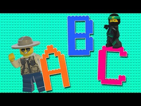 Let's Learn The Alphabets | Lego ABC For Kids | Cartoons by Kids Channel