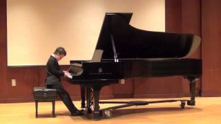 Peter playing Little Bird Op. 43, No. 4 Edvard Grieg at the Governor