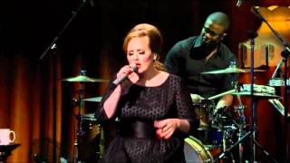 Adele - Lovesong (The Cure cover) Itunes Festival 2011 HD thumbnail