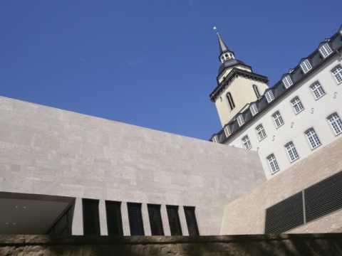 953 Jahre Siegburg - Orplid-Marsch oder: Abtei Michaelsberg ohne Ornament im neuen Ornat