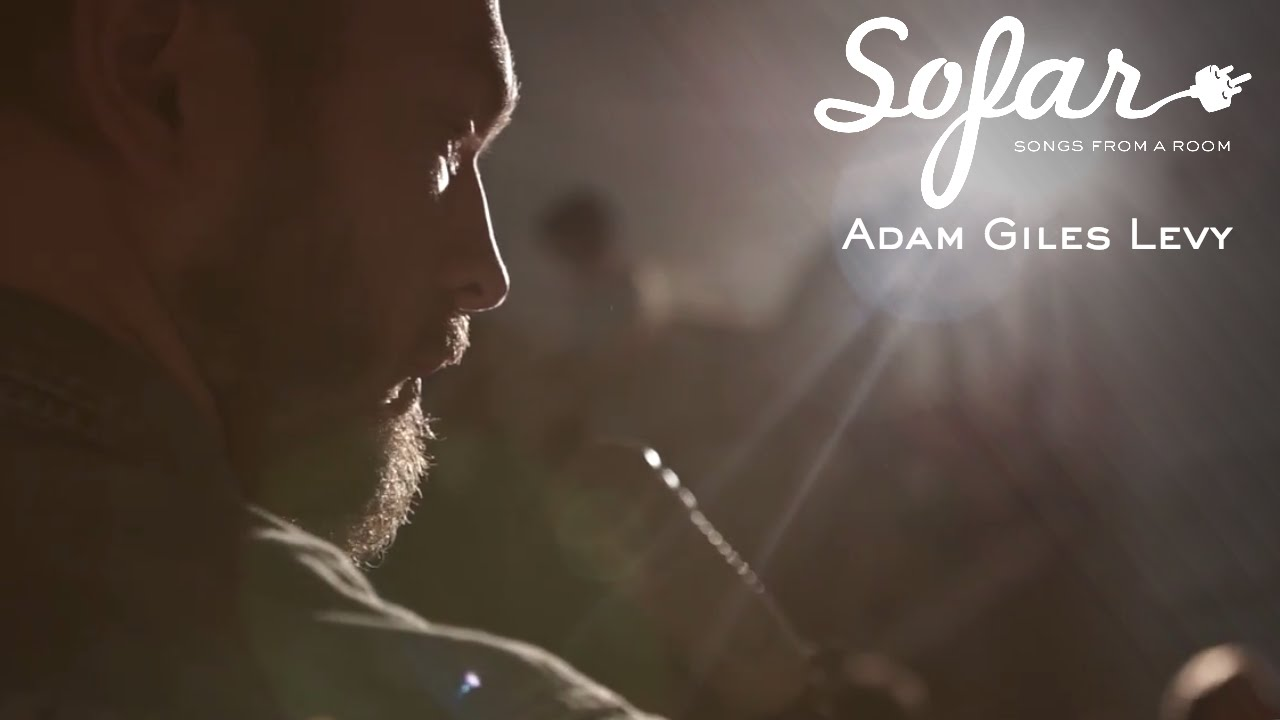 Adam Giles Levy - Beautiful & Broken | Sofar Madrid