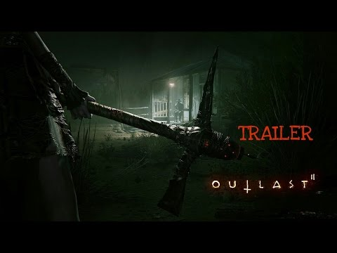 Outlast 2 - Official Trailer (HD 1080p)