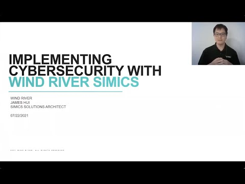Implementing Cybersecurity with Simics