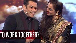 Will Rekha Play Salman Khan's Mother In 'Sultan'? | Bollywood News
