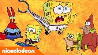 🔴 SpongeBob SquarePants | Belajar dari SpongeBob | Nickelodeon Bahasa