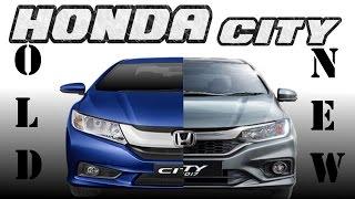 Old Honda City Vs New Honda City