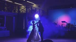 Шикарный свадебный вальс!!!!❤ Самый красивый танец молодых! Christina Perri - A Thousand Years