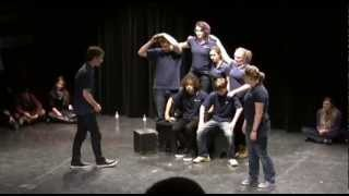 MDHS Improv Theatre of the Absurd
