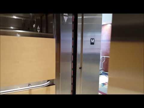 ThyssenKrupp 'Elevator J' at Mississauga Hospital