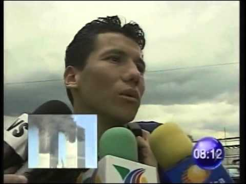 AZT Mexico City News on 9/11/2001, 8:57 - 9:30 a.m.