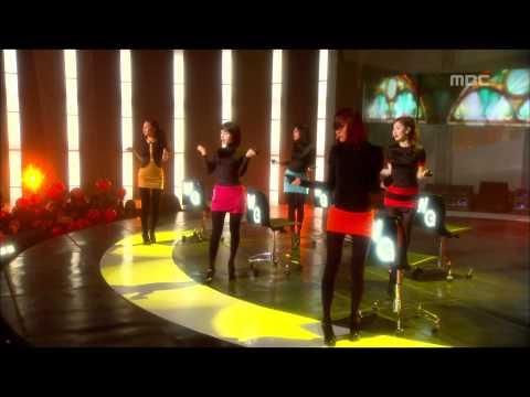 Wonder Girls - Nobody(Rainstone remix), 원더걸스 - 노바디(레인스톤 리믹스), Music Cor