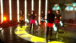 Wonder Girls - Nobody(Rainstone remix), 원더걸스 - 노바디(레인스톤 리믹스), Music Cor