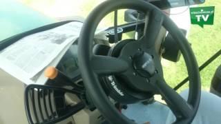 Traktor bez kierowcy gps