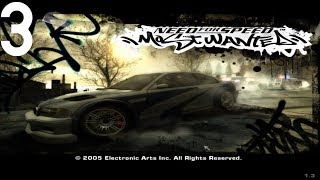 NFS Most Wanted 2005 — Brum Brum - Na żywo