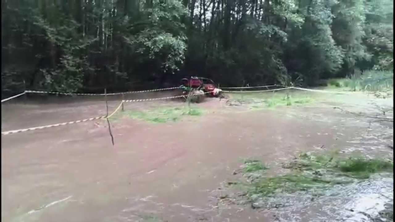 багги в болоте
