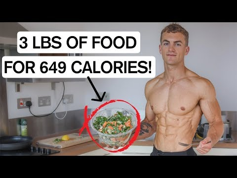 Volume Eating: The Secret To Fat Loss