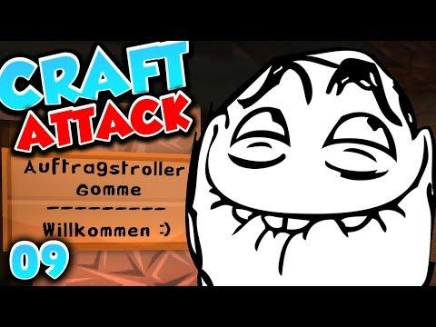 AUFTRAGSTROLLER GOMME in CRAFT ATTACK 5   GommeHD