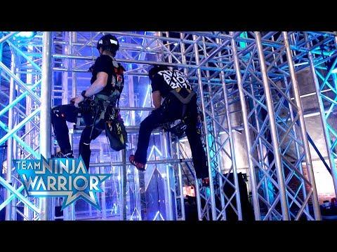 Team Ninja Warrior - Backstage | So entsteht der Parcours