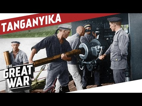 Mimi, Toutou and Fifi  The Utterly Bizarre Battle for Lake Tanganyika I THE GREAT WAR Special