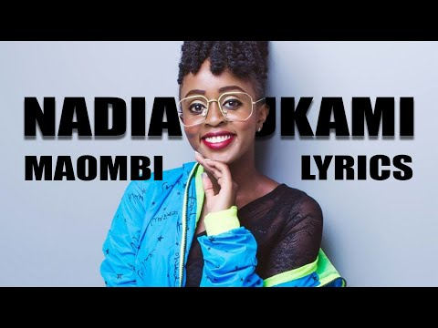 nadia-mukami---maombi-(official-lyrics-video)