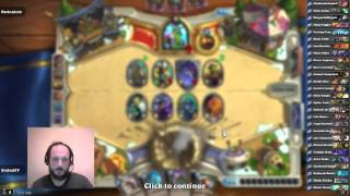 Hearthstone - Full Arena Run! (Spoiler Alert: It doesn