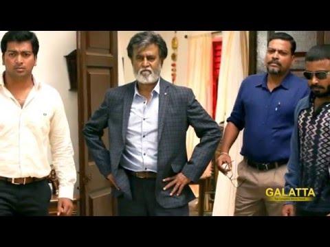 Superstar's Kabali Sans Punch Dialogues - Pa Ranjith
