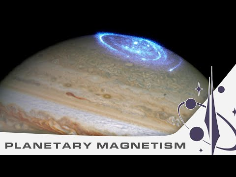 How we measure the magnetism of Mars and Jupiter - Orbit 12.15