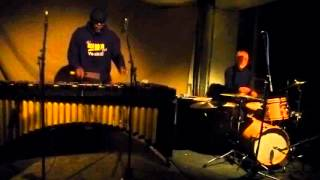 JOE McPHEE  QUARTET at CAFE OTO  15 FEB 2016 feat  CHRIS CORSANO  # 1