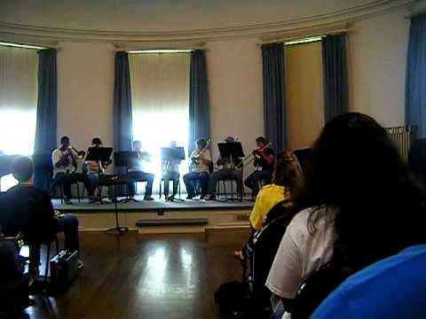 "ut-trombone-quartet---achieved-is-the-glorious-work-""the-creation"""