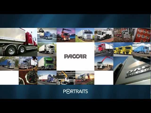 PACCAR Portraits- Rockys Own Transport