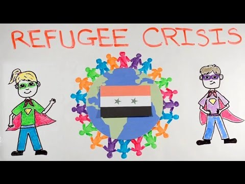 E4U3 Tertiary Education Category Winner: Systems Engineering and The Refugee Crisis