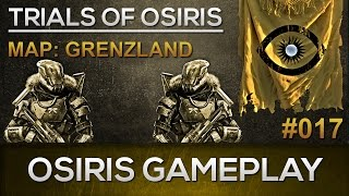 Destiny Osiris Gameplay #017 / Grenzland
