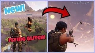 Fortnite Glitches- New Sky Barrier Glitch After Patch
