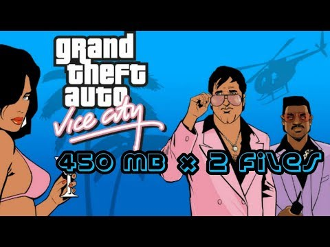 GTA Vice City apk with data Highly compressed with Cheats | Gameplay Proof |