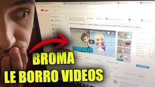 borro los videos m  s vistos de lyna   broma pesada   videos virales