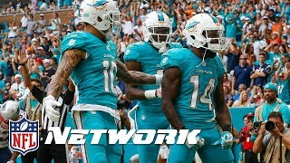3 Reasons Why the Miami Dolphins Will be in the AFC Championship Game | NFL Network
