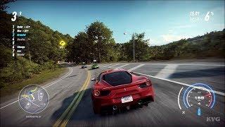 Need for Speed Heat - Ferrari 488 GTB 2015 Gameplay (PC HD) [1080p60FPS]