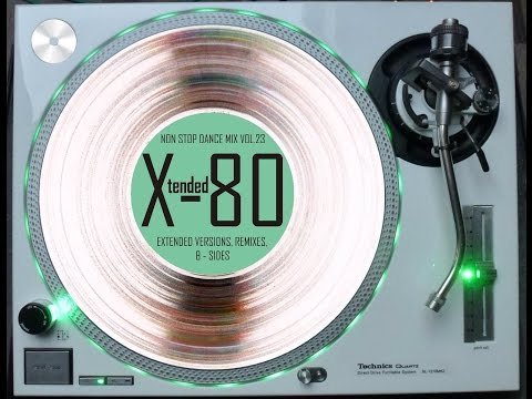 X-TENDED 80 - NON STOP DANCE MIX VOL. 23 (�)