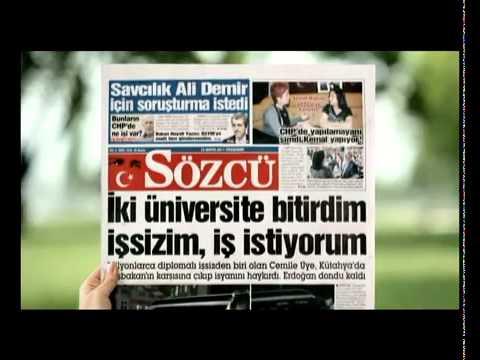 SÖZCÜ Gazetesi: AKP Pembe Gözlüklerini çıkarma Vakti Gelmedimi? Uğur Dündar Sözcü'de