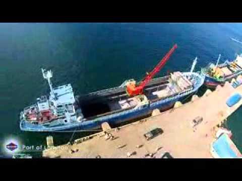 Aerial Port of RPMA Lamitan and Port of Bongao