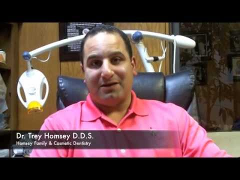 Homsey Family & Cosmetic Dentistry Video Testimonial for OklahomaWebMedia.com